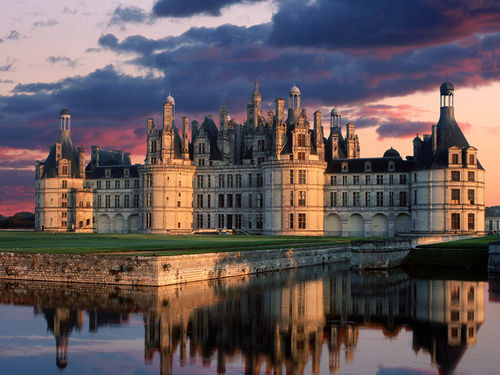 Castillo-Chambord-France-cr