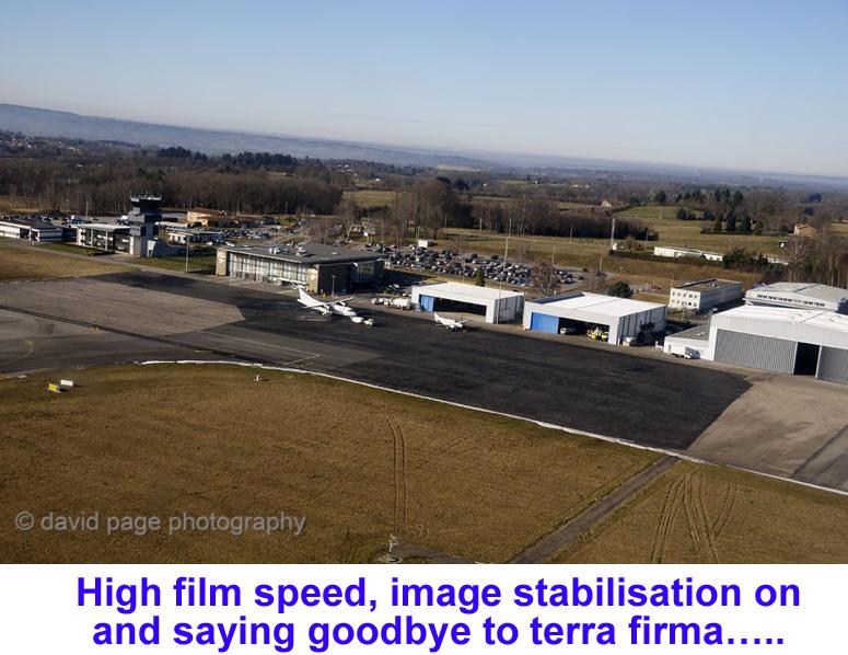 High-film-speed