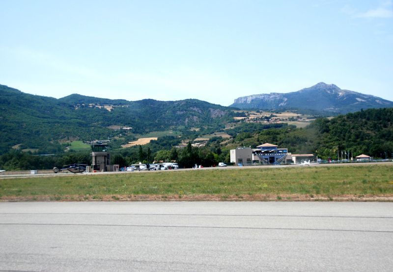 Aéroport de Gap